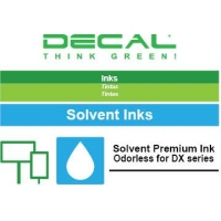 Premium solvent ink dx