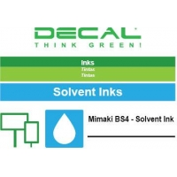 Mimaki bs4 - solvent ink