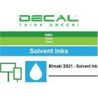 Mimaki ss21 - solvent ink jv33