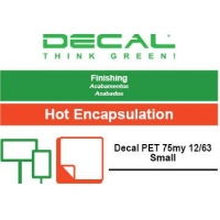 Decal pet 75 my 12/63 small